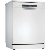 Bosch SGS4HCW40G Full Size Dishwasher with ExtraDry - White - 14 Place Settings