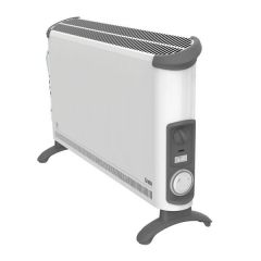 Creda CC3TSTI 3 Kw Convector Heater With Timer
