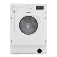 Hotpoint BIWDHG7148 7kg + 5kg 1400 Spin Built-In Washer Dryer