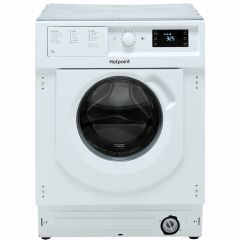 Hotpoint BIWMHG71284 7kg 1200 Spin Built-In Washing Machine