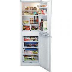 Hotpoint HBD5517W 55cm Static Fridge Freezer