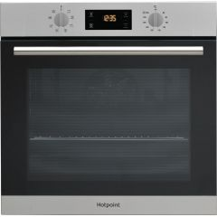 Hotpoint SA2540HIX Built-In Electric Single Oven