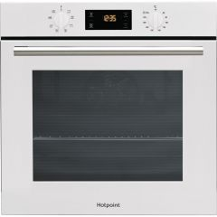 Hotpoint SA2540HWH Built-In Electric Single Oven