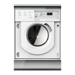 Indesit BIWDIL7125 7kg + 5kg 1200 Spin Washer Dryer
