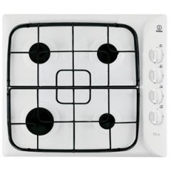 Indesit PIM640ASWH 4 Burner Gas Hob - White