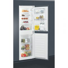 Whirlpool ART4550/A 50/50 Split Built-In Fridge Freezer