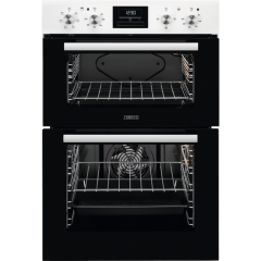 Zanussi ZOD35661WK Built-In Electric Double Oven