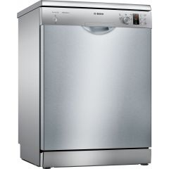 Bosch SMS25AI00E 60Cm Full Size Dishwasher - Stainless Steel
