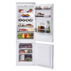 Hoover HBBS100UK/N 70/30 Split Built-In Fridge Freezer