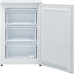 Hotpoint H55ZM1110W1 55cm Under Counter Static Freezer
