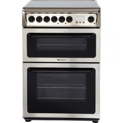 Hotpoint HAE60X 60 Cm Electric Cooker - Stainless Steel