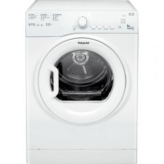 Hotpoint TVFS83CGP9 8Kg Vented Dryer
