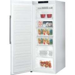 Hotpoint UH6F1CW1 Tall Upright Frost Free Freezer
