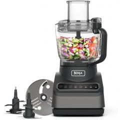 Ninja BN650UK Food Processor-Sliver
