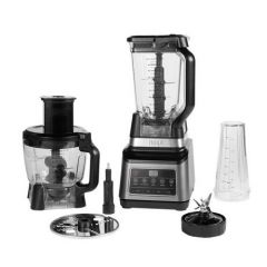 Ninja BN800UK 3-In-1 Food Processor, Multi-Serve Blender + Personal Blender