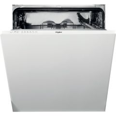 Whirlpool WIE2B19NUK 13 Place Settings Integrated Full Size Dishwasher